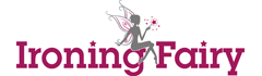 Ironing Fairy Logo